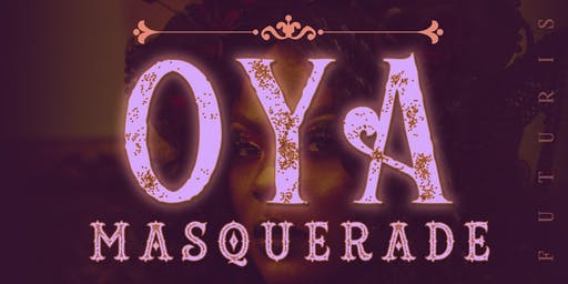 OYA Masquerade Party