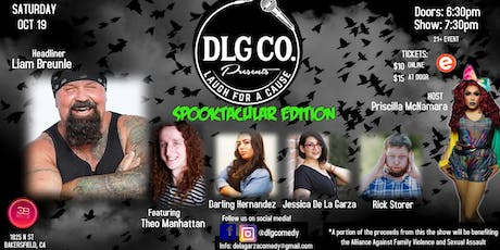 Laugh For A Cause: Spooktacular Edition tickets