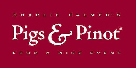 Taste of Pigs & Pinot tickets