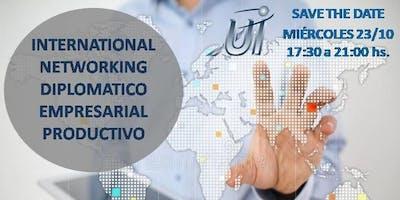 International Networking Diplomático Empresarial Productivo