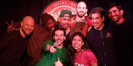 El Barrio Comedy: Introducción al Stand Up tickets