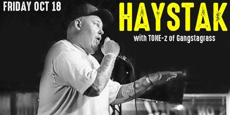 Haystak and T.O.N.E-Z from Gangstagrass at Tackle Box tickets