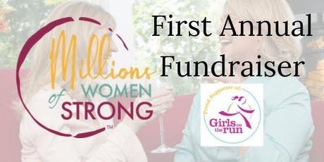 Millions of Women Strong Fundraiser for Girls on the Run tickets