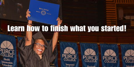 Peirce College Open House tickets