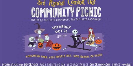 3rd Annual LGBTQ Community Picnic tickets