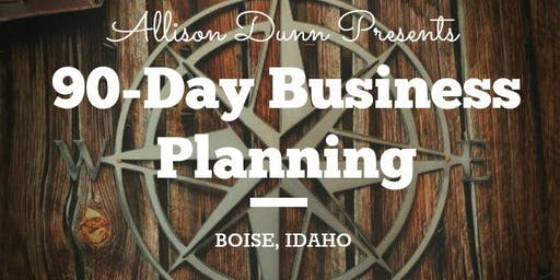 Get Ready for Q1 2020 90-Day Business Planning for Clients