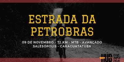 Estrada da Petrobras - 72km MTB  Avançado