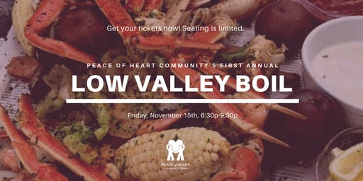 Peace of Heart Community's Low Valley Boil