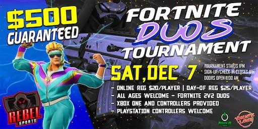Fortnite Duos (Dec 7th)