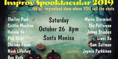 Improv Spooktacular Show!