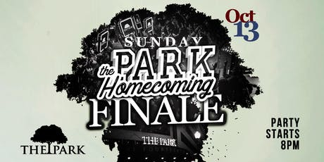 Sunday Howard Homecoming Finale at The Park at 14th! tickets