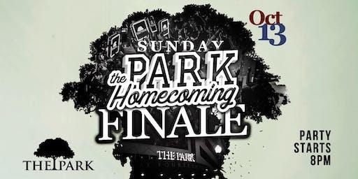 Sunday Howard Homecoming Finale at The Park at 14th!