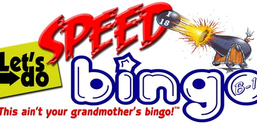 Speed Bingo with MUSIC @ The Pond
