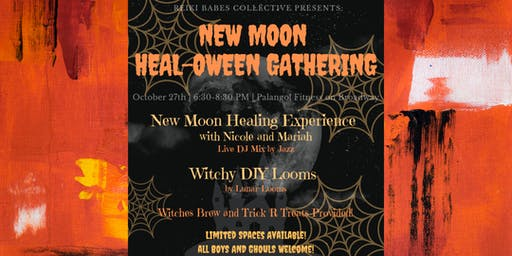 New Moon Heal-oween Gathering