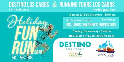 Destino Los Cabos Holiday 3k, 5k & 8k Fun Run
