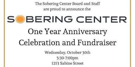 Austin/Travis County Sobering Center One Year Anniversary Fundraiser tickets