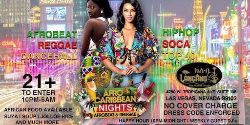 Afrocaribbean Fridays