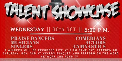 Restoration MultiMedia Network - Talent Showcase and Concert