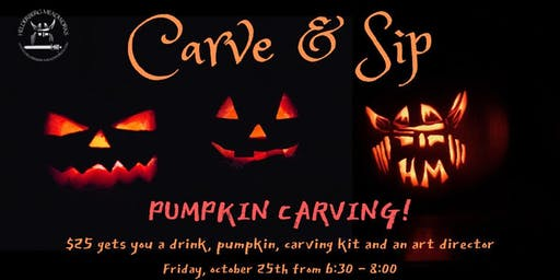 Carve & Sip at the Meadhall!