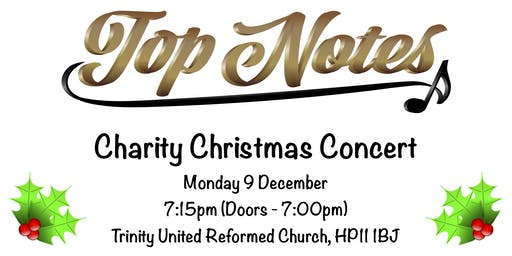 Christmas Concert - Raising Money for The One Can Trust