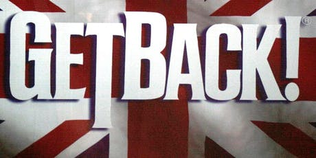 GetBack! Beatlemania tickets