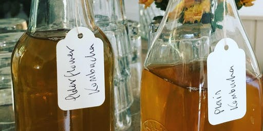 Kombucha Workshop - 12th January