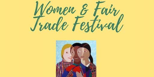 ATCF's 16th Annual Women & Fair Trade Festival