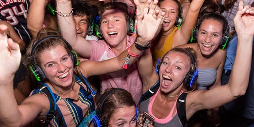 All Ages Silent Disco Party @ Las Vegas Mini Grand Prix