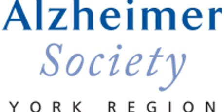 Alzheimer Society York Region - Caregivers Support Group  tickets