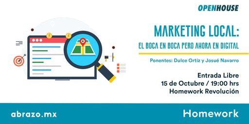 Marketing local: el boca en boca pero ahora en digital