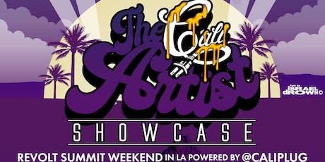The Cali Plug Artist Showcase (Revolt Summit Weekend)  tickets