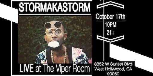 STORM A.K.A STORM LIVE @ THE VIPER ROOM