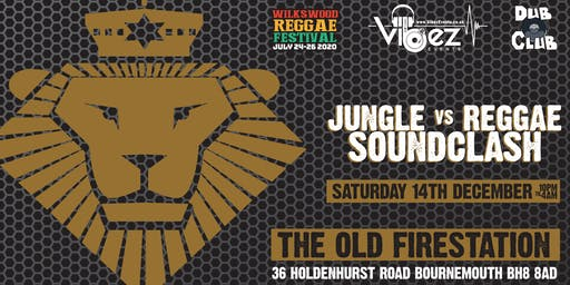 Vibez x Bmth Dub Club - Jungle VS Reggae Soundclash