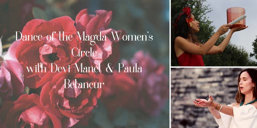 Dance of the Magda New Moon Women's Circle