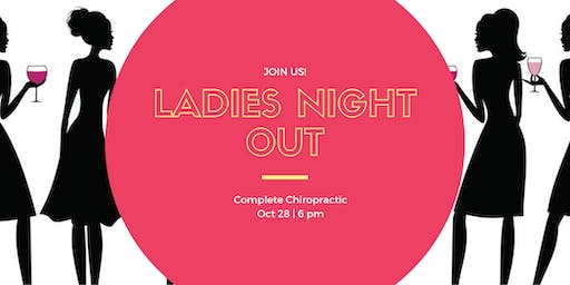 FREE Ladies Night Out | Living Well & Complete Chiropractic