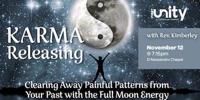 Karma Releasing Workshop