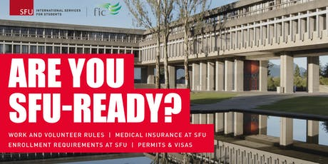 Are you SFU-ready? Must-know topics for FIC transfer students tickets