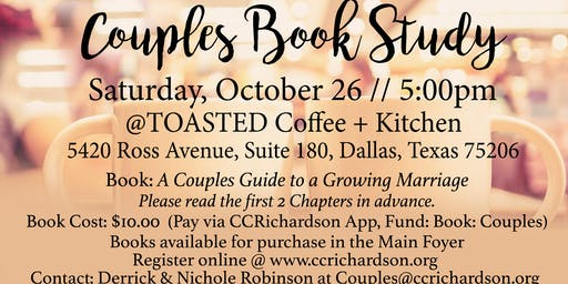 Couples Book Study