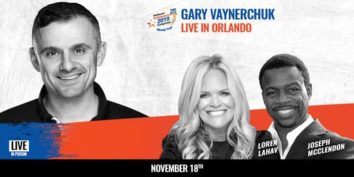 National Achievers Congress Orlando 2019 - Gary Vaynerchuk