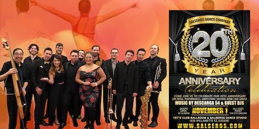 Salseros Dance Company 20 Year Anniversary  Celebration