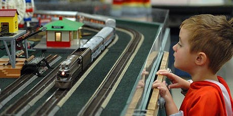 70th FLORIDA MODEL TRAIN AND RAILFAIR  SHOW AND SALE tickets