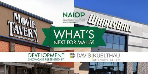 What's Next for Malls Development Showcase
