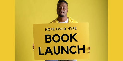 Hope Over Hype Book Launch
