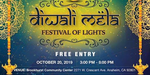 Orange County Diwali Mela - Festival of Lights