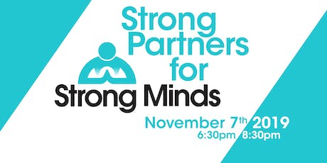 Strong Partners for Strong Minds tickets