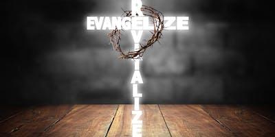 """Evangelism Impact 2020 - """"Evangelism Revitilization"""""""