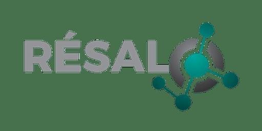 RÉSAL-Colloque 2019: Prévention de l'exploitation sexuelle chez les jeunes