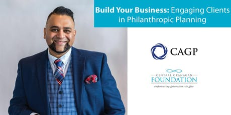 Build Your Business: Engaging Clients in Philanthropic Planning tickets