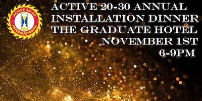 Eugene 920 Installation Night - 2019
