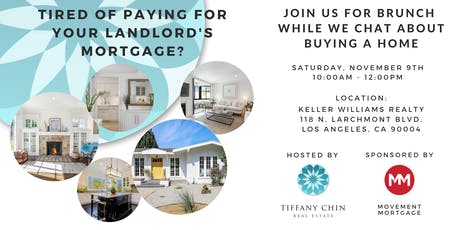 Tired of Paying Your Landlord's Mortgage?  tickets